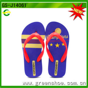 China Factory EVA Good Quality Cheap Price Slipper Child pictures & photos