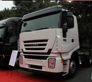 High Quality Saic 290HP 4X2 Truck Tractor/ Trailer Head /Truck Head /Tractor Truck of Euro 3 pictures & photos