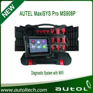 Auto Car Diagnostic Machine Autel Maxisys 908P J2534 Interface and ECU Coding pictures & photos