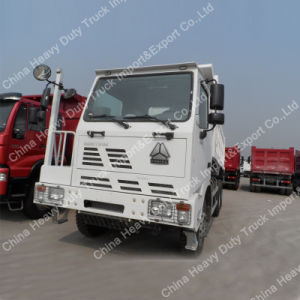 Strong Body Sinotruk 20 Cubic Diesel Mining Dump Truck pictures & photos