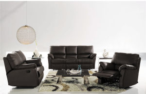 Modern Furnitue Leather Sofa Sets pictures & photos