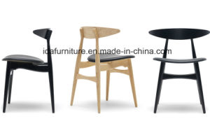 Modern New Design Solid Wood Dining Chair pictures & photos