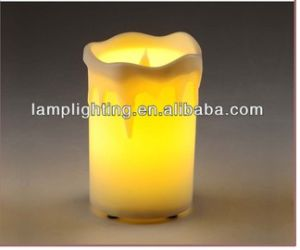 LED Bar Candle Opal Glass Table Lamp pictures & photos