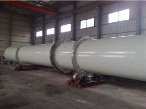 Leabon CE Rotary Drum Sawdust Dryer for Sale pictures & photos