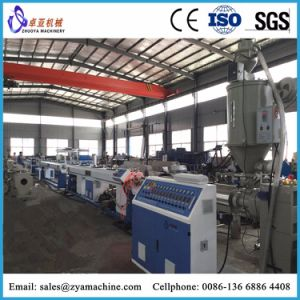 PPR Pipe Machine/PPR Pipe Extruder/PPR Pipe Plant pictures & photos