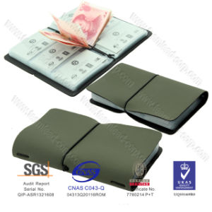 Wholesales Classical Black Business Card Holder, Name Card Holder, Credit Card Holder pictures & photos