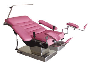Gynecological Examining Table Ljkdc-Y pictures & photos