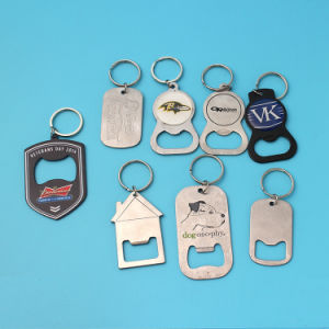 2017 Best Quality Hot Selling Metal Flat Bottle Opener Promotional Gift Bottle Opener pictures & photos
