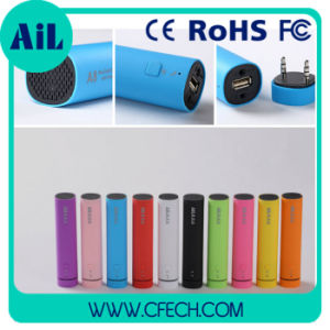Hot Selling Power Bank with Bluetooth Function 4000mAh Power Bank Speaker Cheapest (A8)