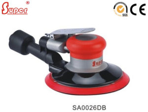 Self Generated Vacuum 6`` Pneumatic Sander with 2.5mm Orbit pictures & photos