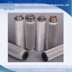 Sinter-278 High Filtration Efficiency/Cost Effective Filter Cylinder for Water Filters pictures & photos