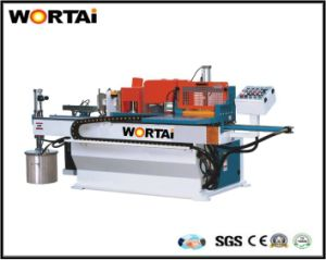 Automatic Finger Jointing Line Finger Joint Wood Board pictures & photos