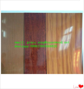 Both Sides High Glossy Melamine MDF pictures & photos
