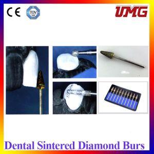 Sintered Diamond Bur Set 10 PCS pictures & photos