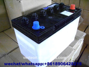 Mf Lead Acid 12V100ah Auto/Truck Battery 36ah-220ah pictures & photos