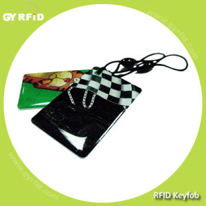 Kee I Code Sli Nxp RFID Plasic Key Card for Loyalty System (GYRFID) pictures & photos