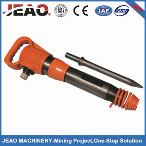 G10 Portable Pneumatic Pick Hammer for Breaking Old Road pictures & photos