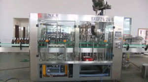 Beer Filling Machine Glass Bottle Filling Machine pictures & photos
