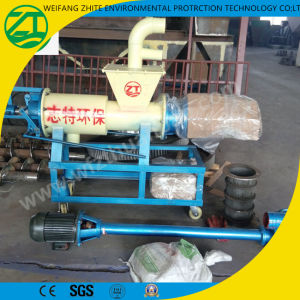 Solid Liquid Separator for Disposal of Animal Wastes pictures & photos