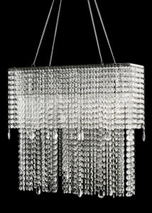 19in Oblong Crystal Chandelier for Wedding Event Decor pictures & photos