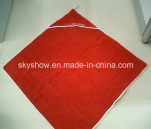 Customed Design Poncho Bath Towel (SS0361) pictures & photos