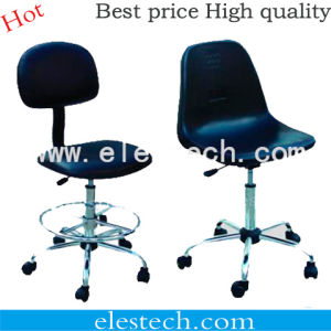 Es17102 Hot Sale ESD Adjust Cleanroom PU Antistatic Fabric Chair