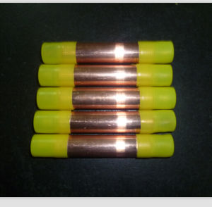 Yellow Color Cap of Copper Filter Drier pictures & photos