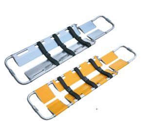 High Quality Aluminium Alloy Scoop Stretcher pictures & photos