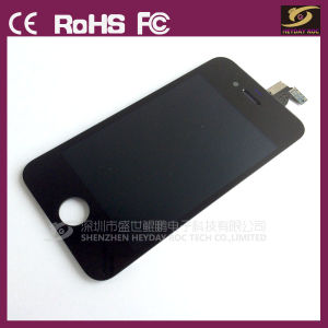 Smartphone Touch Screen Digitizer Assembly for Apple iPhone 4G (HR-IPH4-01B)