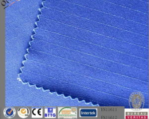 Polyester Cotton Carbon Antistatic Twill Fabric pictures & photos