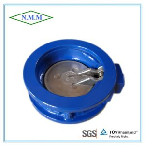 Ductile Iron Single Disc Wafer Type Check Valve pictures & photos