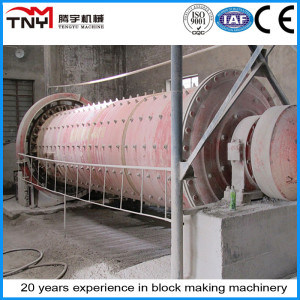 Ball Mill Machine for AAC Block Production Fly Ash Sand pictures & photos