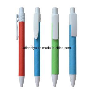 Recycled Pen as Promotional Gift (LT-Y102) pictures & photos