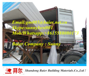 Low Price with Good Quality Standard Gypsum Board/Boral Gypsum Board Production Line pictures & photos