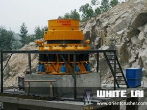 WLCC 1500 Combined Cone Crusher pictures & photos