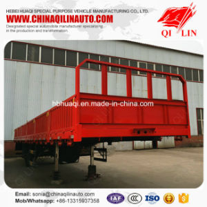 Cheap Price Ripping Fence Cargo Semi Trailer for Sale pictures & photos