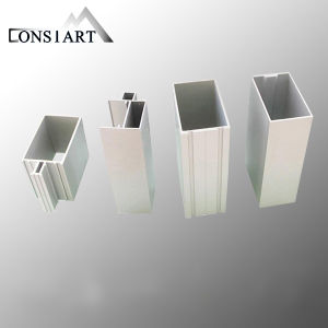 Best Quality Extrusion Aluminum Profiles Motor Shell pictures & photos