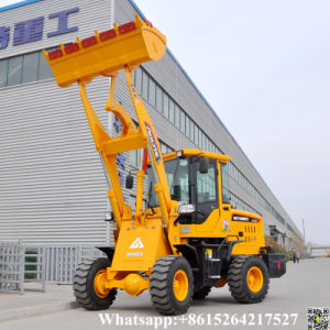 1.2t Wheel Loader for Sale pictures & photos