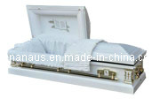 Us Style 18 Ga Steel Bible Casket (1851058) pictures & photos