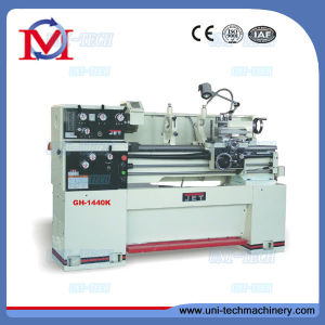 Precision Metal Turning Lathe (GH-1440K) pictures & photos