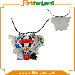 Customized Enamel Alloy Medal for Necklaca pictures & photos