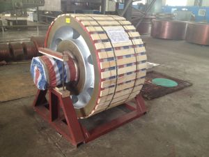 Support Roller Certifid by BV, SGS for Rotary Kiln pictures & photos