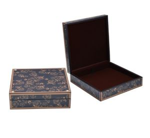 Classic Pattern Wooden Jewel Box Set pictures & photos