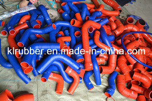 Colorful Silicone Radiator Hose Uesd for Truck Parts pictures & photos