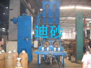 Shot Blasting Machine for Cylinder Inner Wall