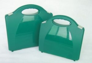 European Hot Fashionable PP Material with Big Content Capacity First Aid Box pictures & photos