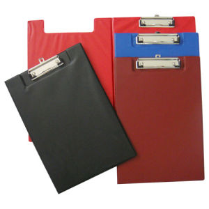 PP Cover Clip Board/ Sheet Holder (B3802) pictures & photos