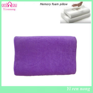 China Good Sleeping Memory Foam Pillow From Home Textile Factory ...