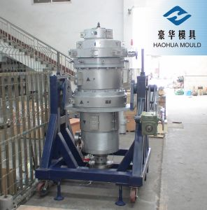 Three Layer Plastic PE Pipe Extrusion Mould (O. D. 200-400mm)