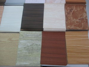 Decorative Printed Paper for Plywood and Furniture pictures & photos